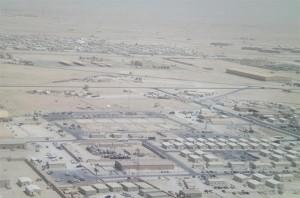Base américiane au Qatar