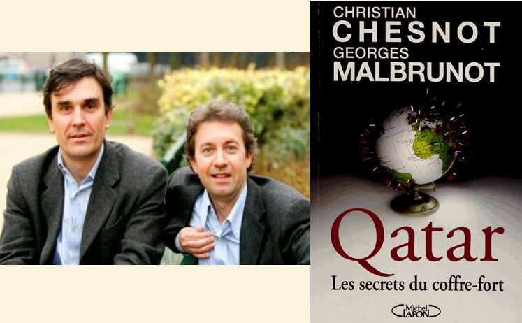Christian Chesnot & Georges Malbrunot - le Qatar