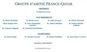 Amitié France Qatar 01
