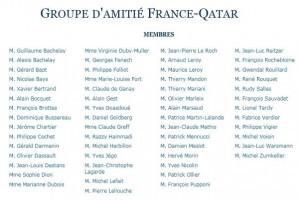 Amitié France Qatar 02