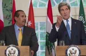John Kerry  et HBJ