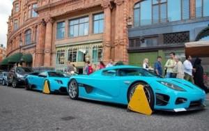 Qatar harods cars 1