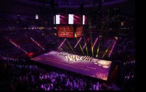 Ceremonie d'ouverture Qatar