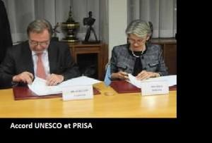 Unesco et Prisa