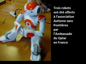 Robots Autistes sans frontières N°1