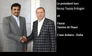 Tamim et Erdogan