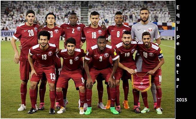 Le football du qatar progresse vers la coupe 2018 en russie mais - Qatar football coupe du monde ...
