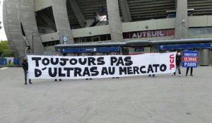 Ultras 2016 - 2017 août 2016