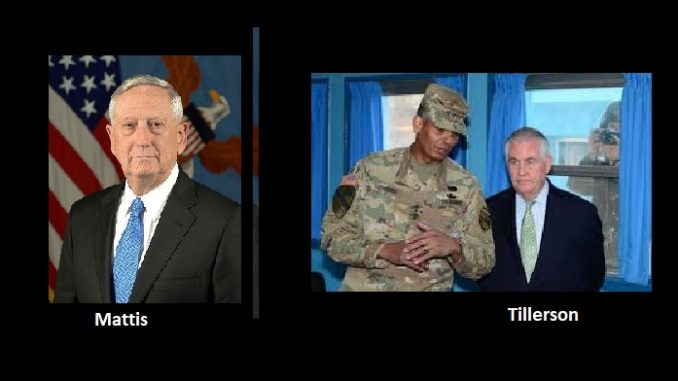 Tillerson et mattis se portent garant pour le qatar for Se portent pour saluer